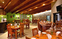 Restaurant Bundu lodge