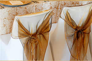 Chair Covers and Tie backs, De Ark Guest House and B&B Accommodation Lydenburg, Lydenburg Self Catering Accommodation, Lydenburg B&B Accommodation, Lydenburg Guest House Accommodation, Affordable Accommodation Lydenburg