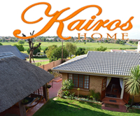 Kairos Home self catering in Middelburg