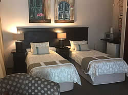 L'anda Guest House offers stunning B&B accommodation as well as self catering options in Middelburg