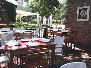 Licensed Restaurant near Dullstroom