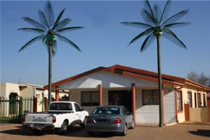 The Palms Boutique Hotel, Lydenburg B&B accommodation, Mpumalanga B and B accommodation