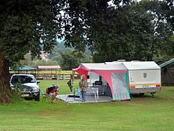 Caravan and Camping sites in Sabie