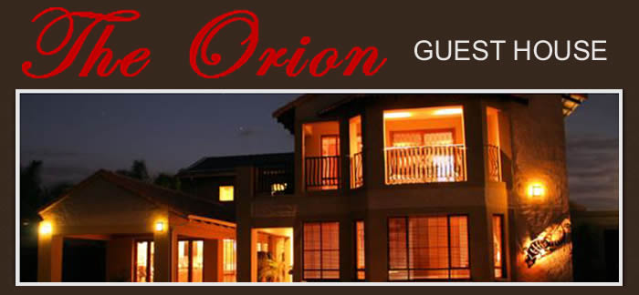 the orion guesthoue, Middelburg accommodation