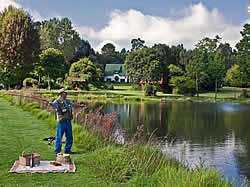 Rainbow Lodge trout fishing Dullstroom area