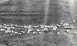 On 22nd September 1873 Pilgrim's Rest was officially proclaimed a gold field with a scatter of tents and rudimentary shacks.