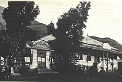 The Royal Albert Hall which Cockney Liz eventually owned in Barberton Mpumalanga