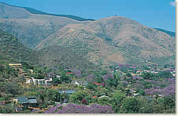 Barberton Valley in Mpumalanga also known as The Valley of Death. Poto by courtesy of www.southafrica-travel.net