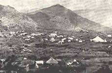 Barberton in 1896 in De Kaap Valley Mpumalanga
