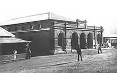 The Old Stock Exchange Building Barberton Mpumalanga